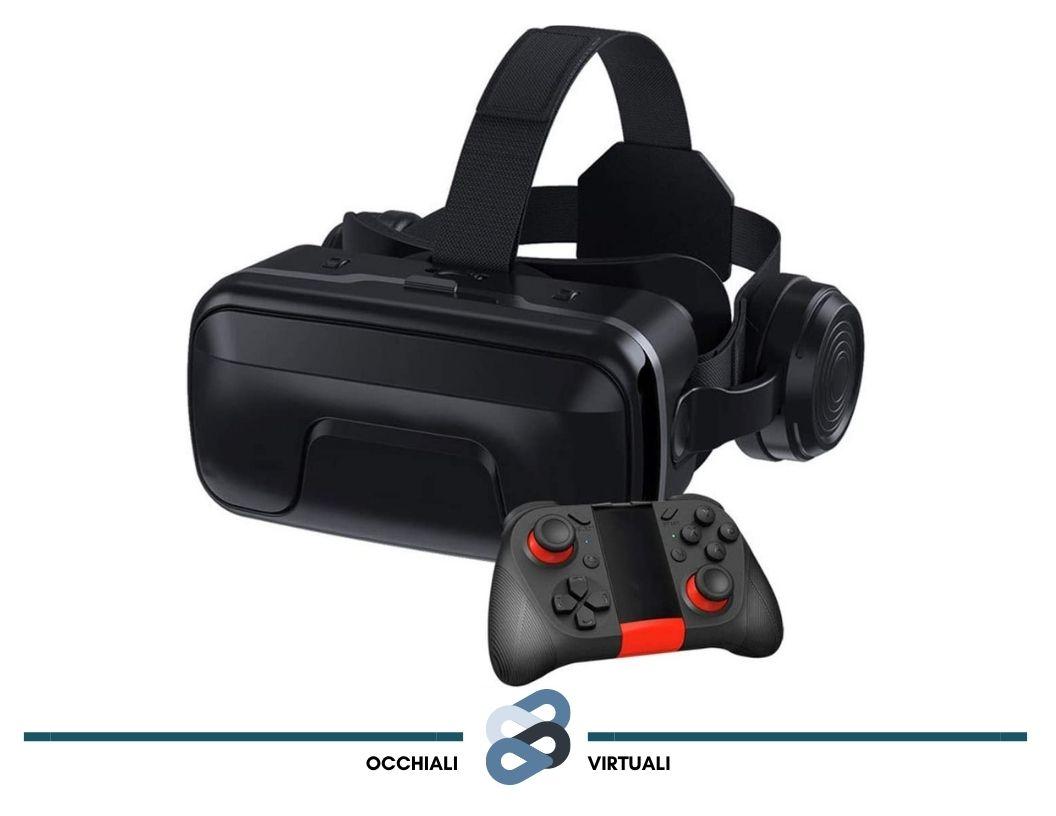 JCSW occhiali visori virtuali