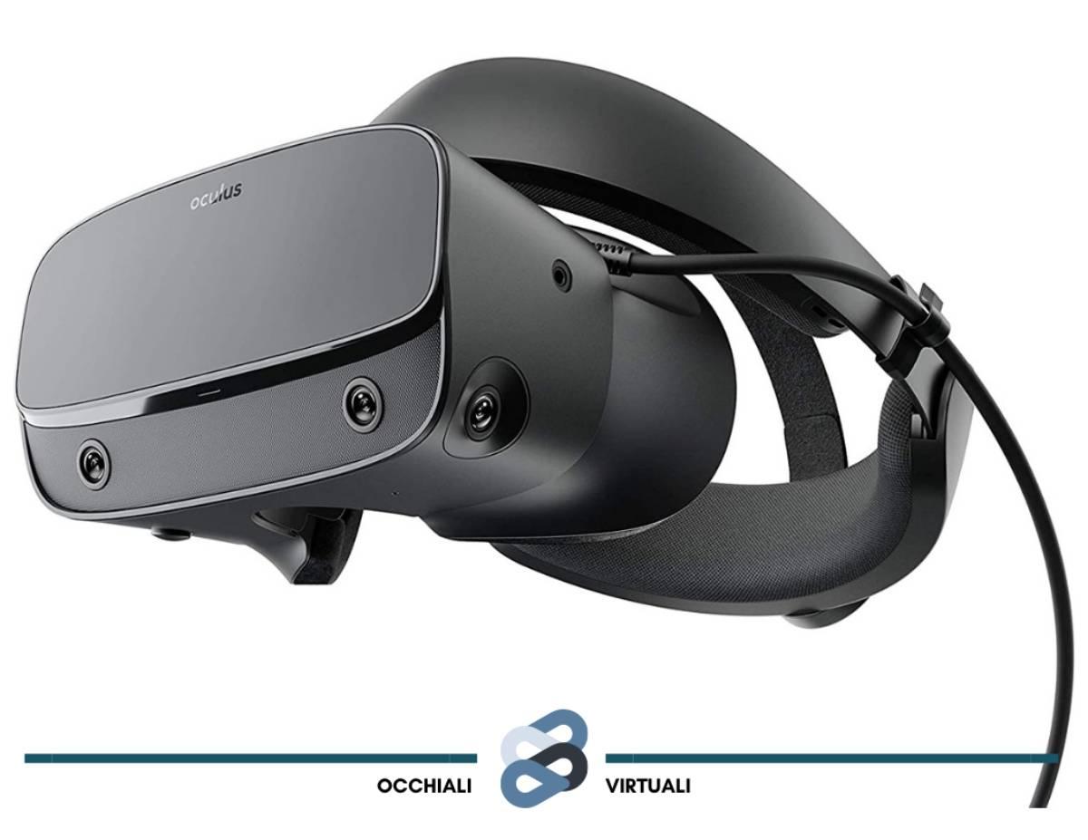 modello oculus rift s