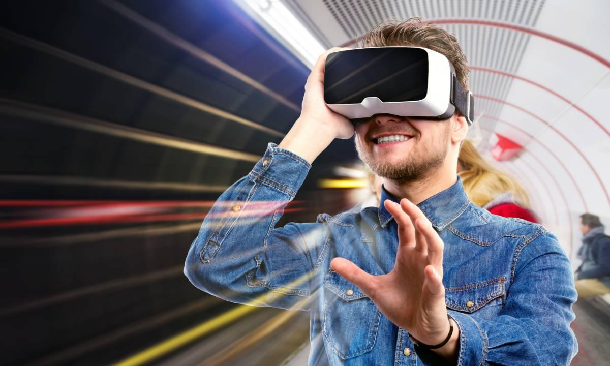 visore virtuale o 3d