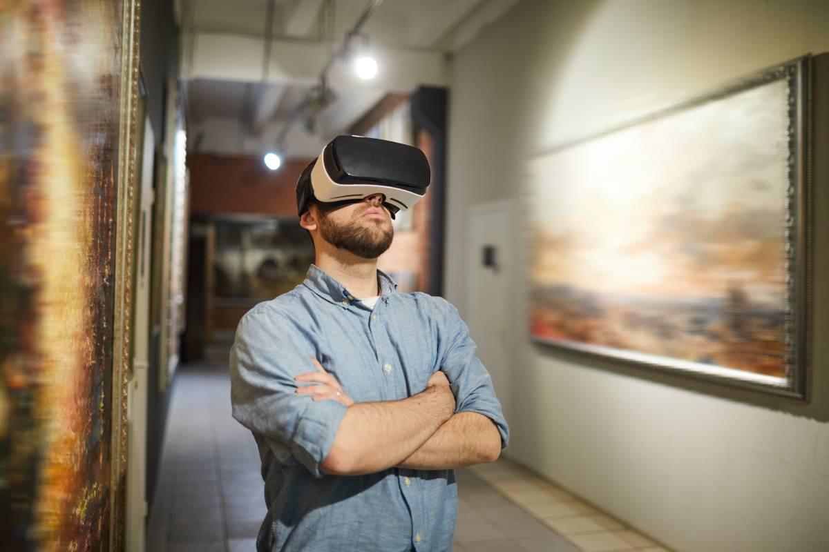i visori virtuali oggi